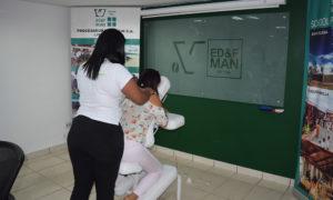 masaje en Oficina