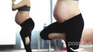yoga para embarazada