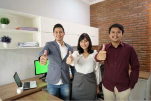 Trabajadores Felices son mas productivos